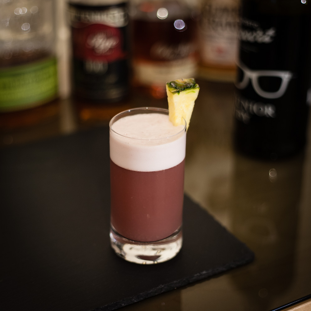 Elk's Fizz Cocktail